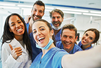 Medizinische Personal Leasing bietet diverse Stellen als medizinisches Pflegepersonal